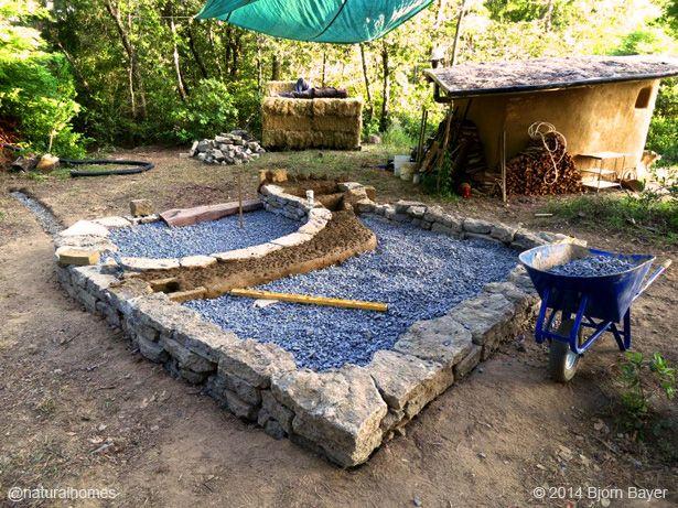 C mo construir una casa de campo de cob los 9 pasos for Como construir una casa de campo