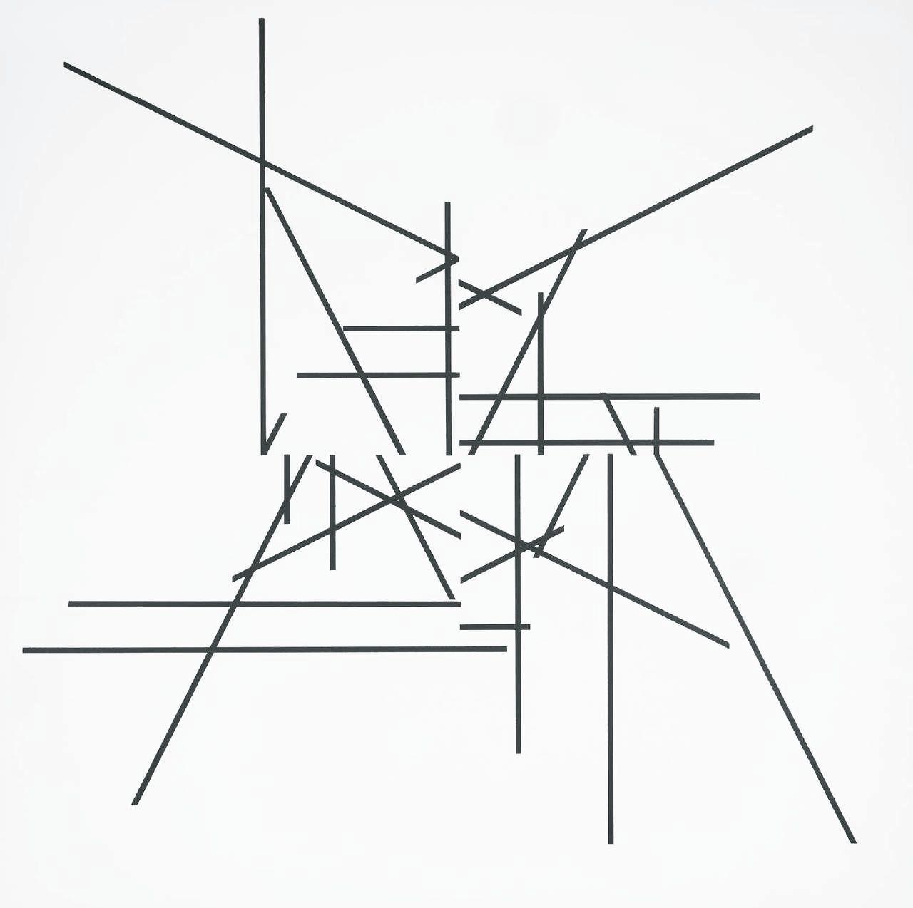 Malcom Hughes | Rational Concepts, 1977