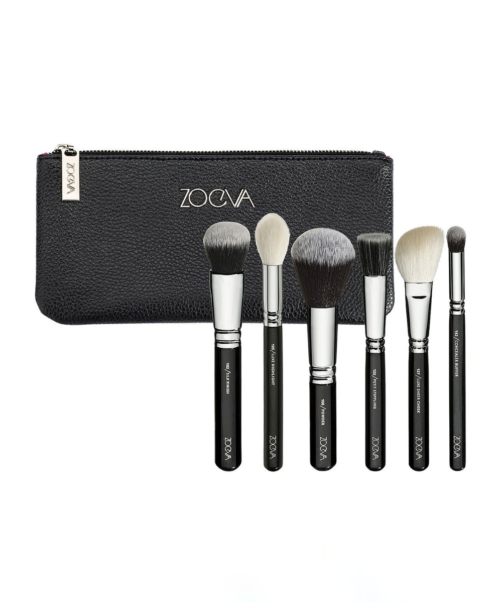 Classic Face Professional Brush Set by ZOEVA Face brush