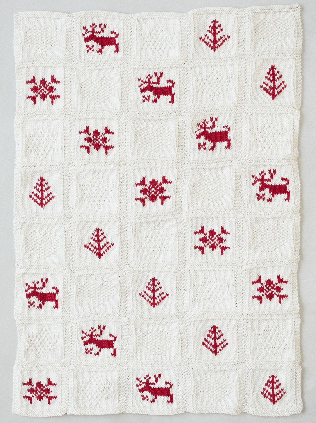 Free Debbie Bliss Baby Blanket/Throw Holiday Knit-along – Part 4 ...