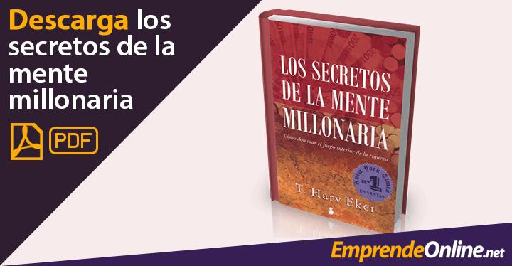 LOS SECRETOS DE LA MENTE MILLONARIA PDF GRATIS