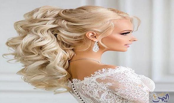 أجمل تسريحات شعر لإطلالة ساحرة لعروس شتاء 2018 Bride Hairstyles Long Hair Styles Hair Styles