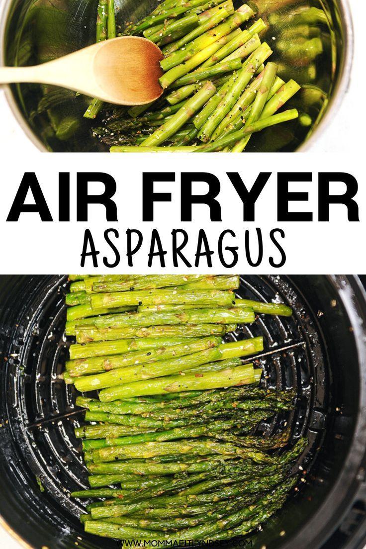 Air Fryer Asparagus Keto Friendly Recipe Recipes
