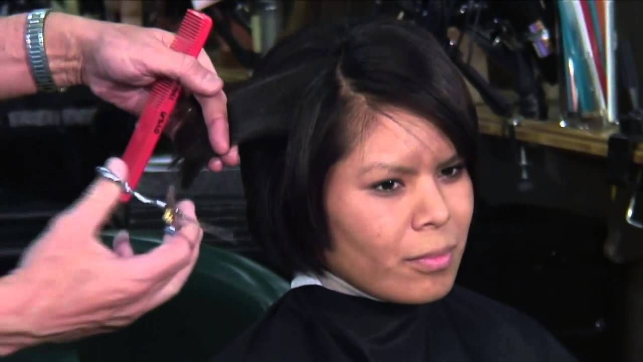 How to use thinning shears on hair thinning shears mens