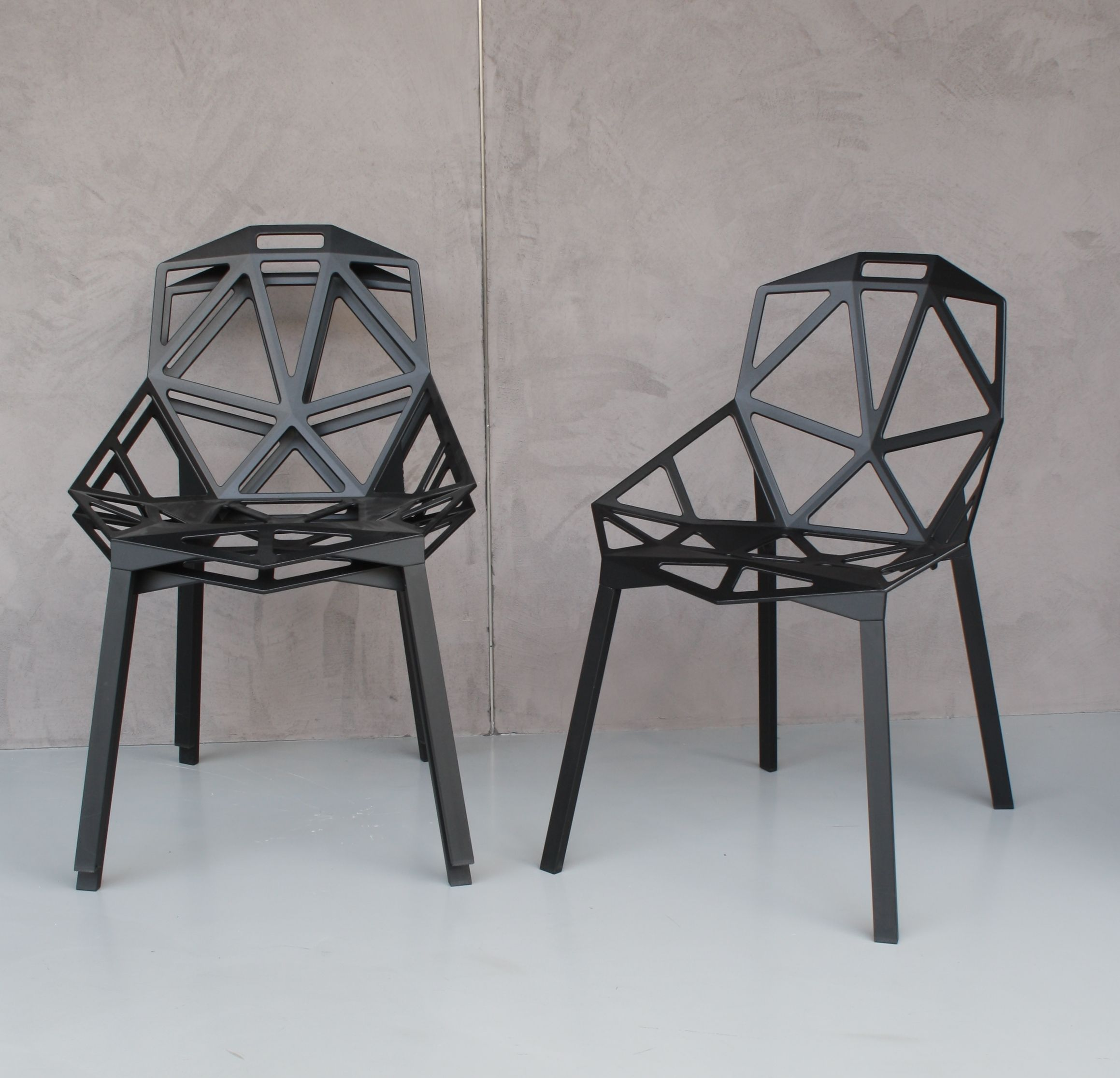stacking by polypropylene chair air white prod magis