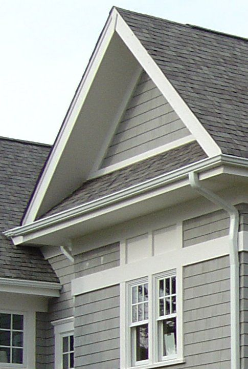 Aluminum Gutters Gutter Accessories Gutter Supply Modern Roofing Roof Architecture Roofing
