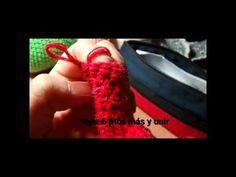 Chaqueta de barbie tejida en crochet paso a paso - YouTube