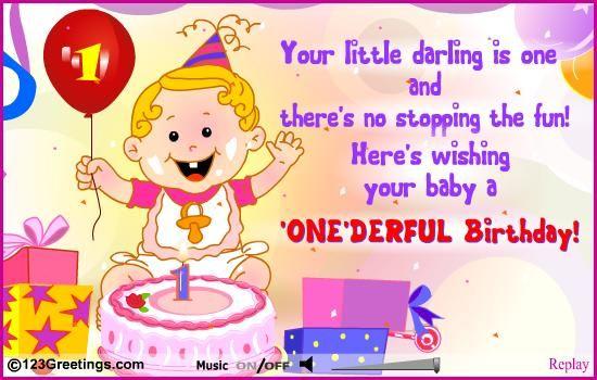 A onederful birthday free milestones ecards greeting cards a onederful birthday free milestones ecards greeting cards bookmarktalkfo Images