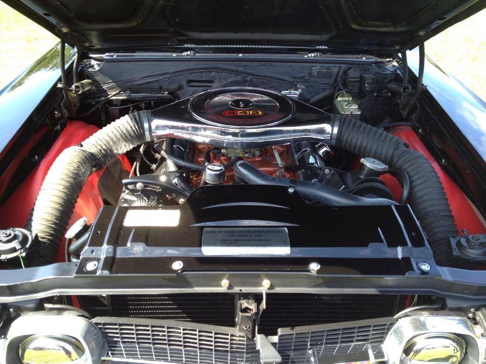 67 Olds 442 W30 engine bay   Mid-size GM   Oldsmobile 442
