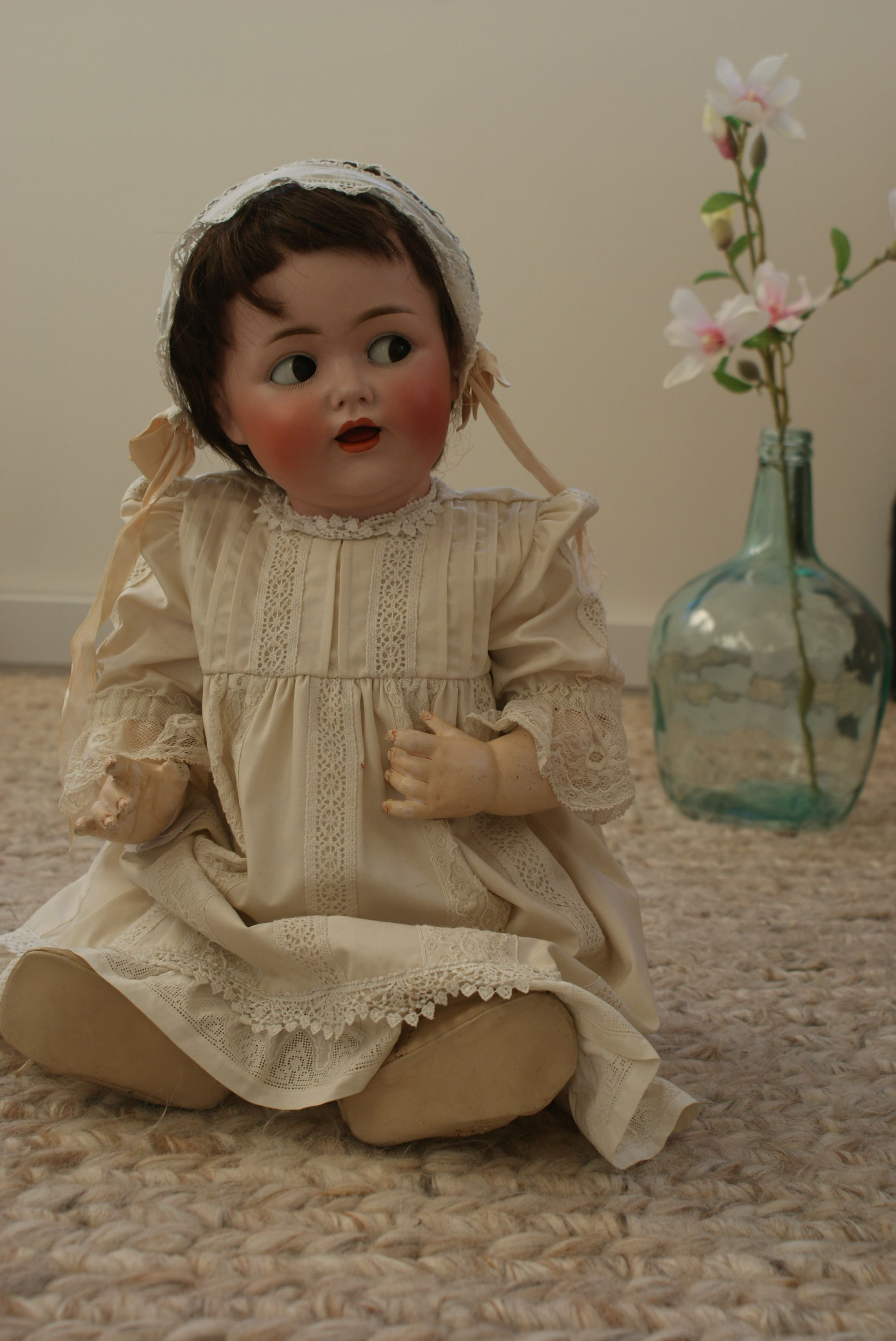Kestner 257 Antique Dolls And Prams Vintage Dolls