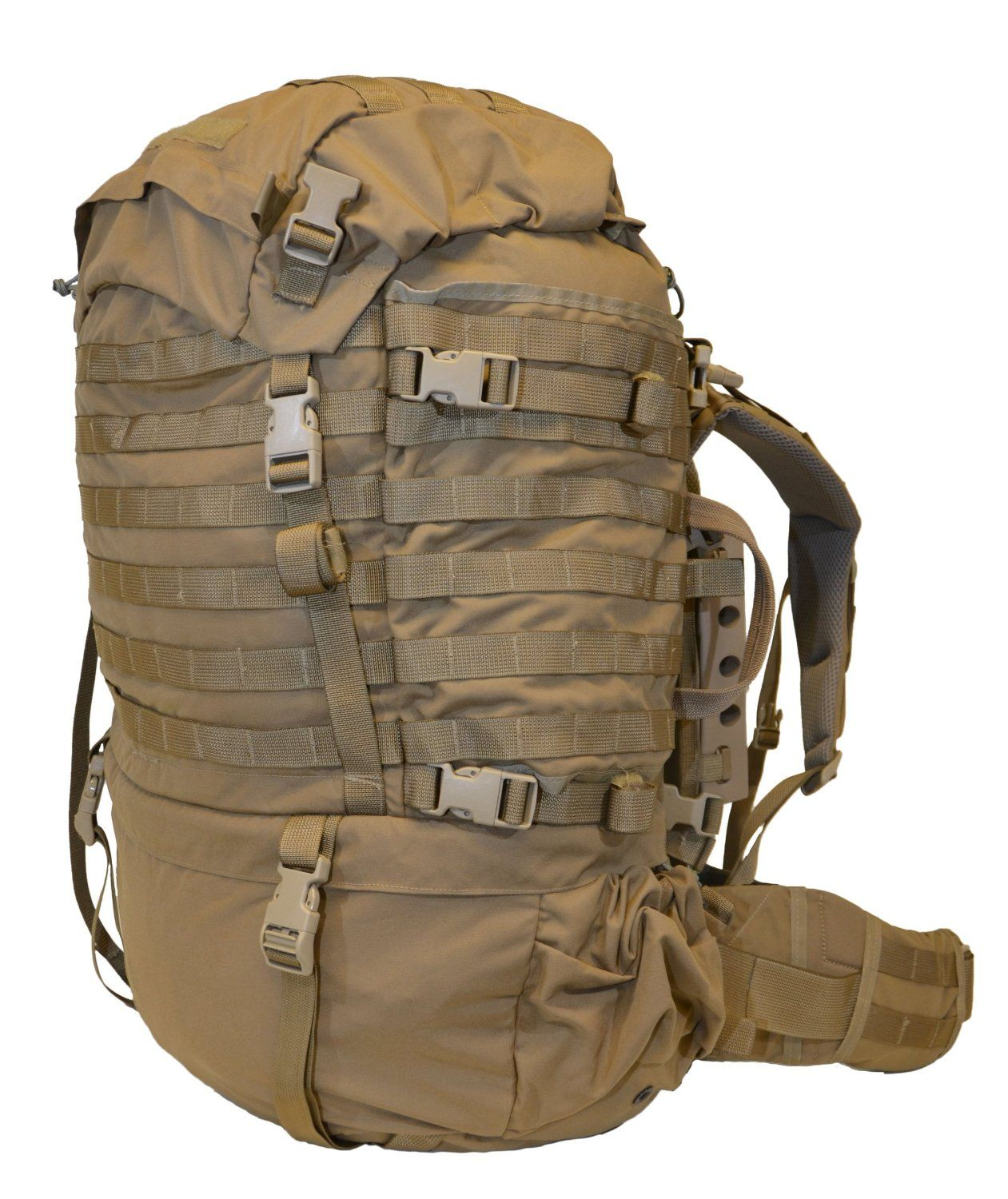 1d729e1f3a Amazon.com   Coyote USMC Marine FILBE Rucksack Complete Pack System    Tactical Backpacks   Sports   Outdoors