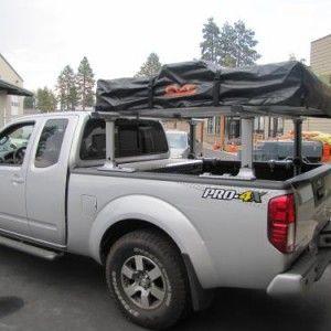 Thule Exporter Truck Bed Rack Camionetas