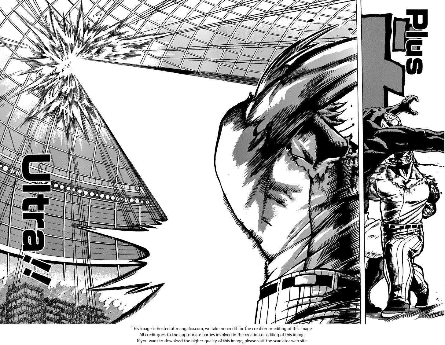 Boku No Hero Academia 19 All Might At Mangafox Me With Images