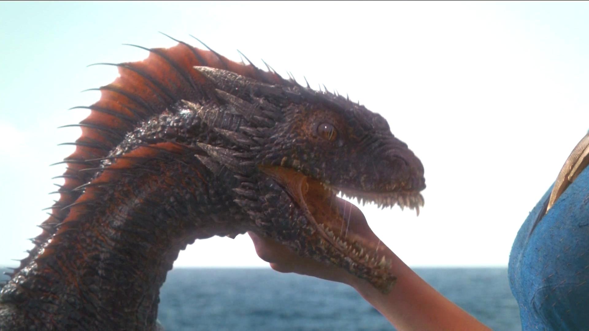 Photo Of Dragon  GOT For Fans Game Thrones Dragons 3x01 Ceramics 2 Pinterest