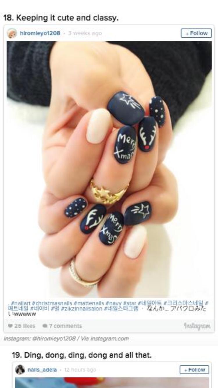 Pin von Renee Abu-Zaghibra auf Nails | Pinterest