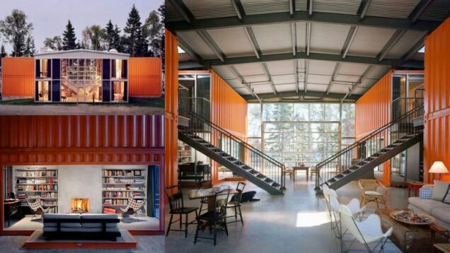 Could you live in a shipping container home?