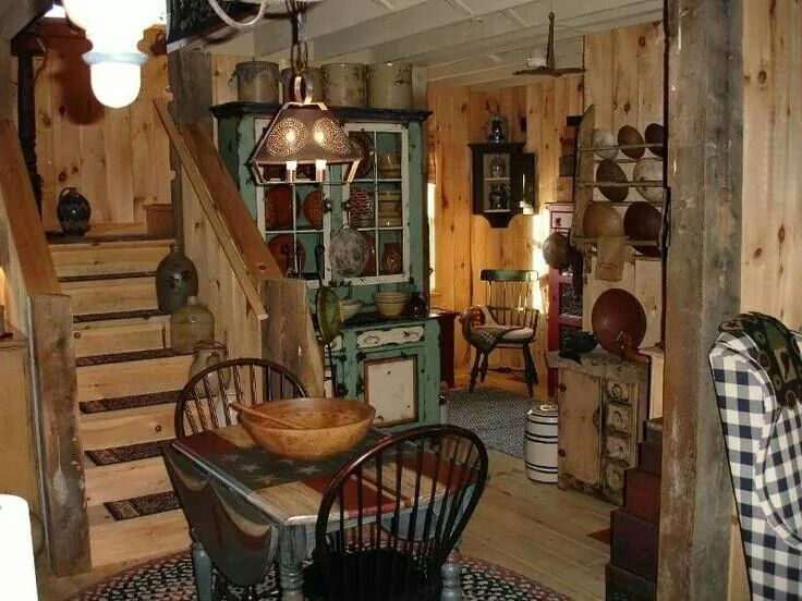 Pin by andi fahru on projects to try pinterest primitives primitive country and primitive dining rooms