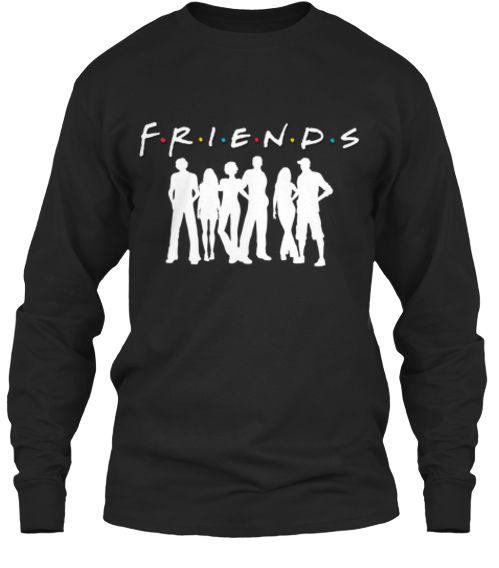 7016d58e83e Exclusive Friends Show Merchandise