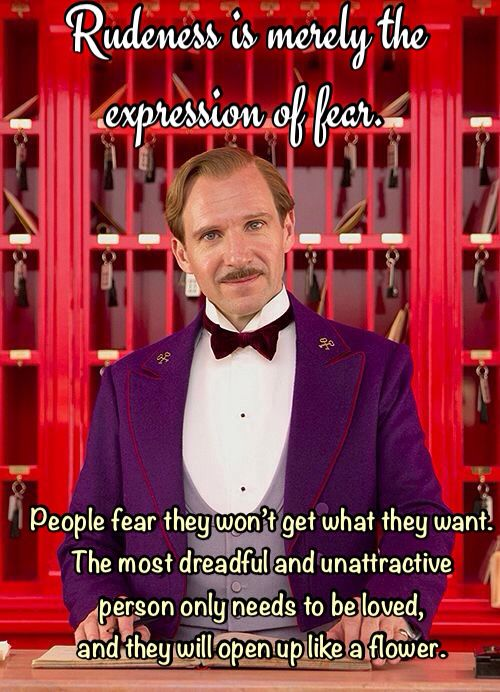 Grand Budapest Hotel Quotes Adorable Gustave Hgrand Budapest Hotelmoviewes Andersoninspired. Inspiration Design