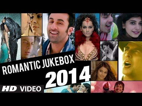 Most Romantic Songs Of Bollywood 2014 Hindi Valentine Jukebox
