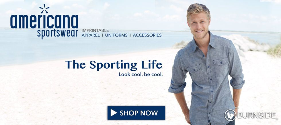 Americana Sportswear l A wholesale supplier of active and casual