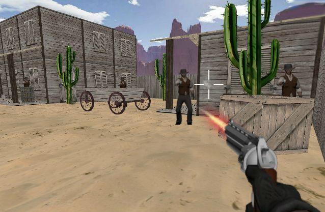Wild West Conflict - foxyspiele.com