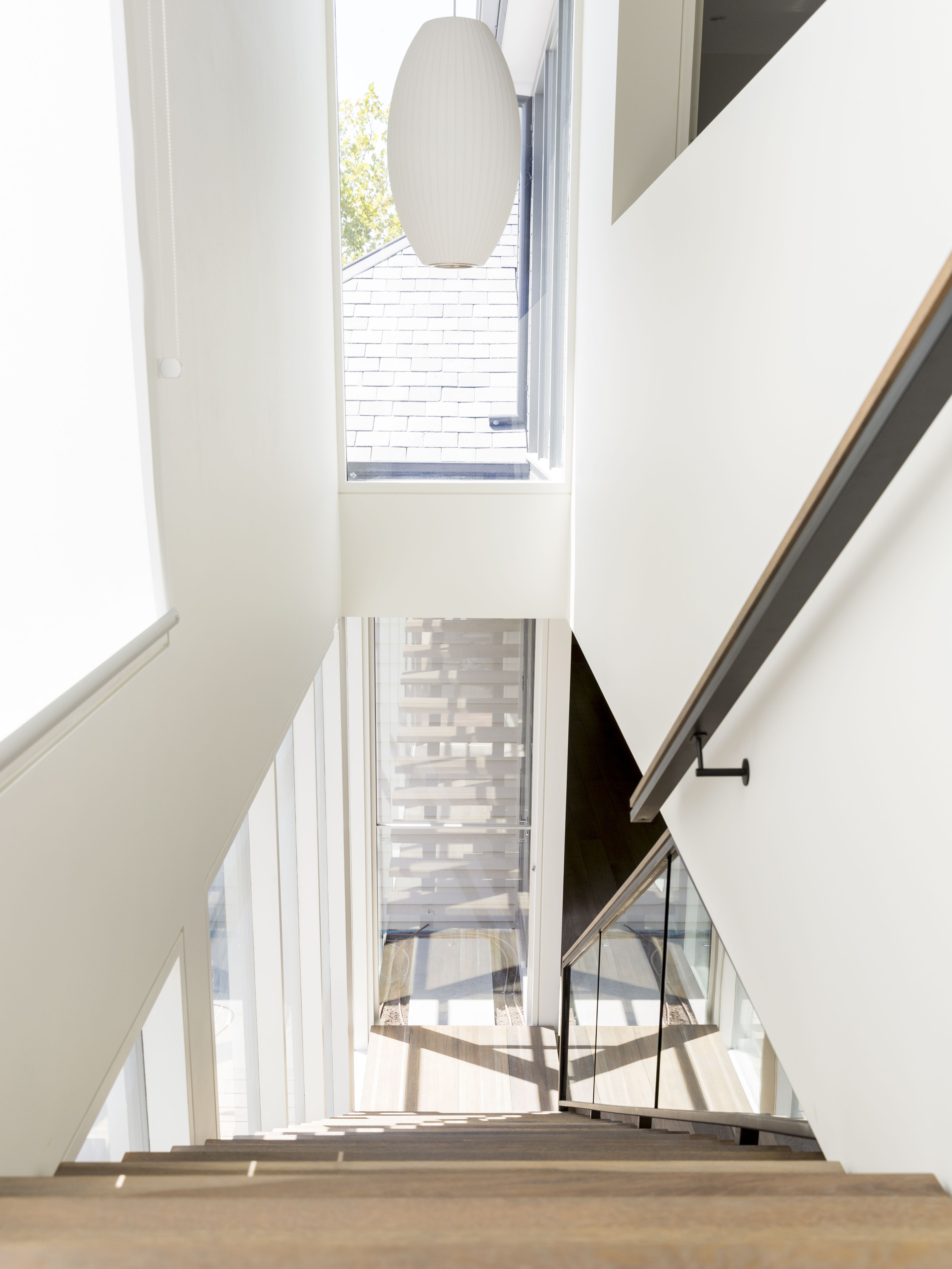 Stair - Modern - Design - Architecture - Steel Stringers
