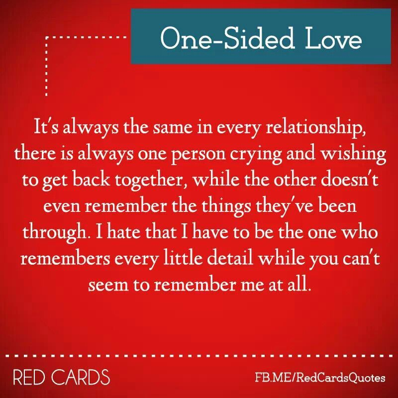 One Sided Love One sided love, Inspirational quotes, All