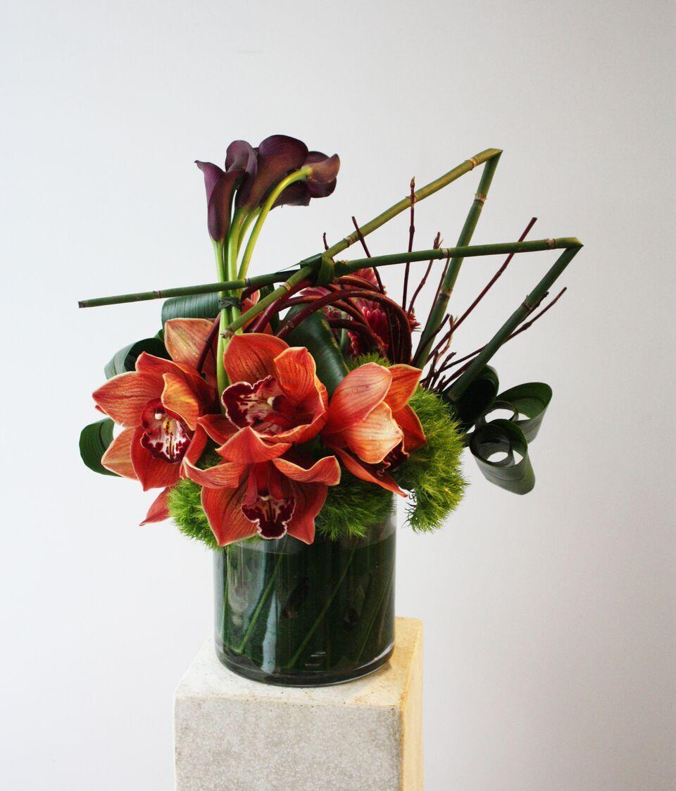 Corporate Flowers Flower Arrangement For