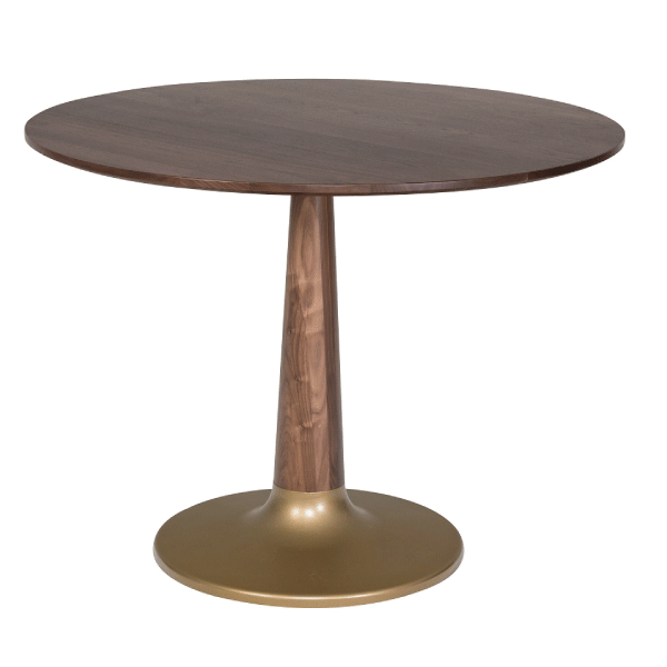 Bowie Pedestal Extension Table In 2020 Pedestal Dining Table