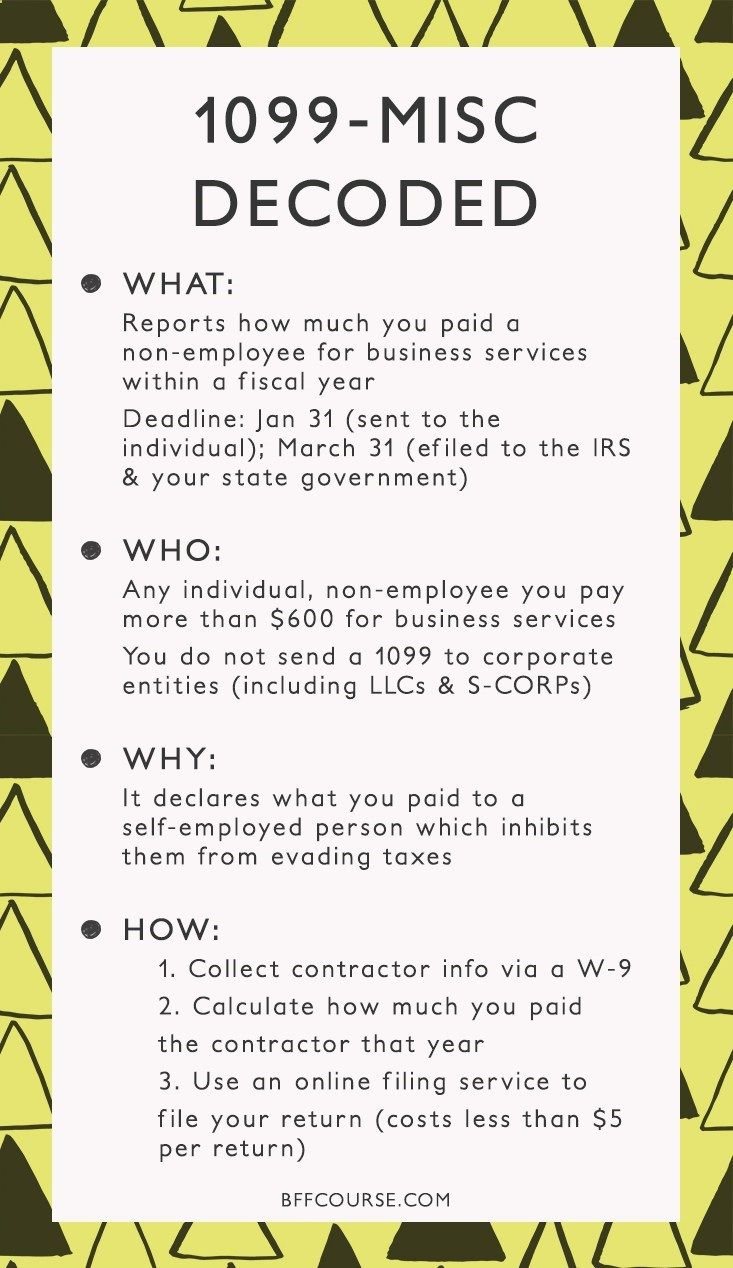1099 tax return contractors small business freelancer business get the low down on the form and what you should be doing about it as a small business owner falaconquin