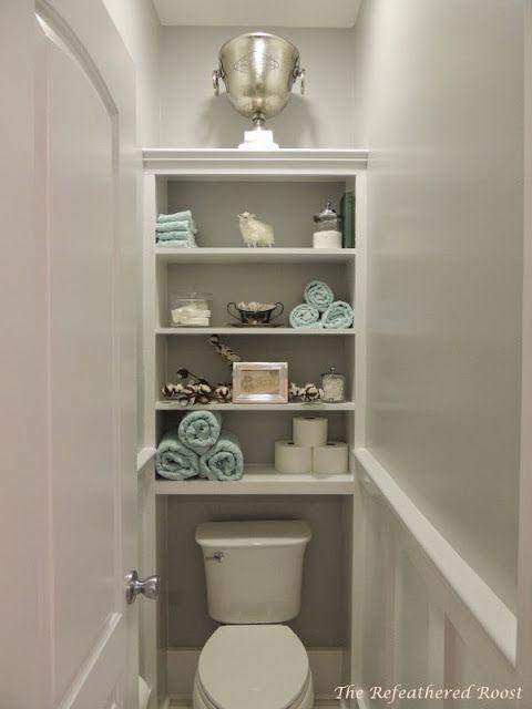 Master Bath Remodel Idea Small Toilet Room Toilet Closet