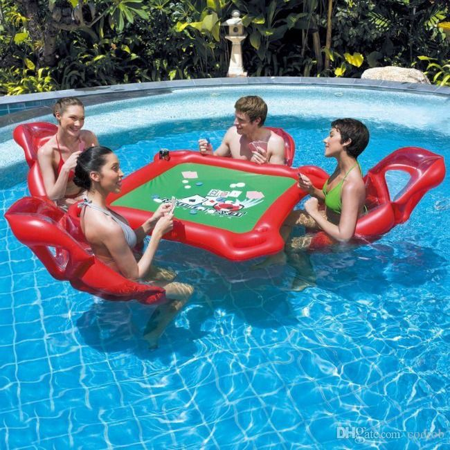 The 11 Best Inflatable Pool Toys Pool Toys Crazy Pool Pool