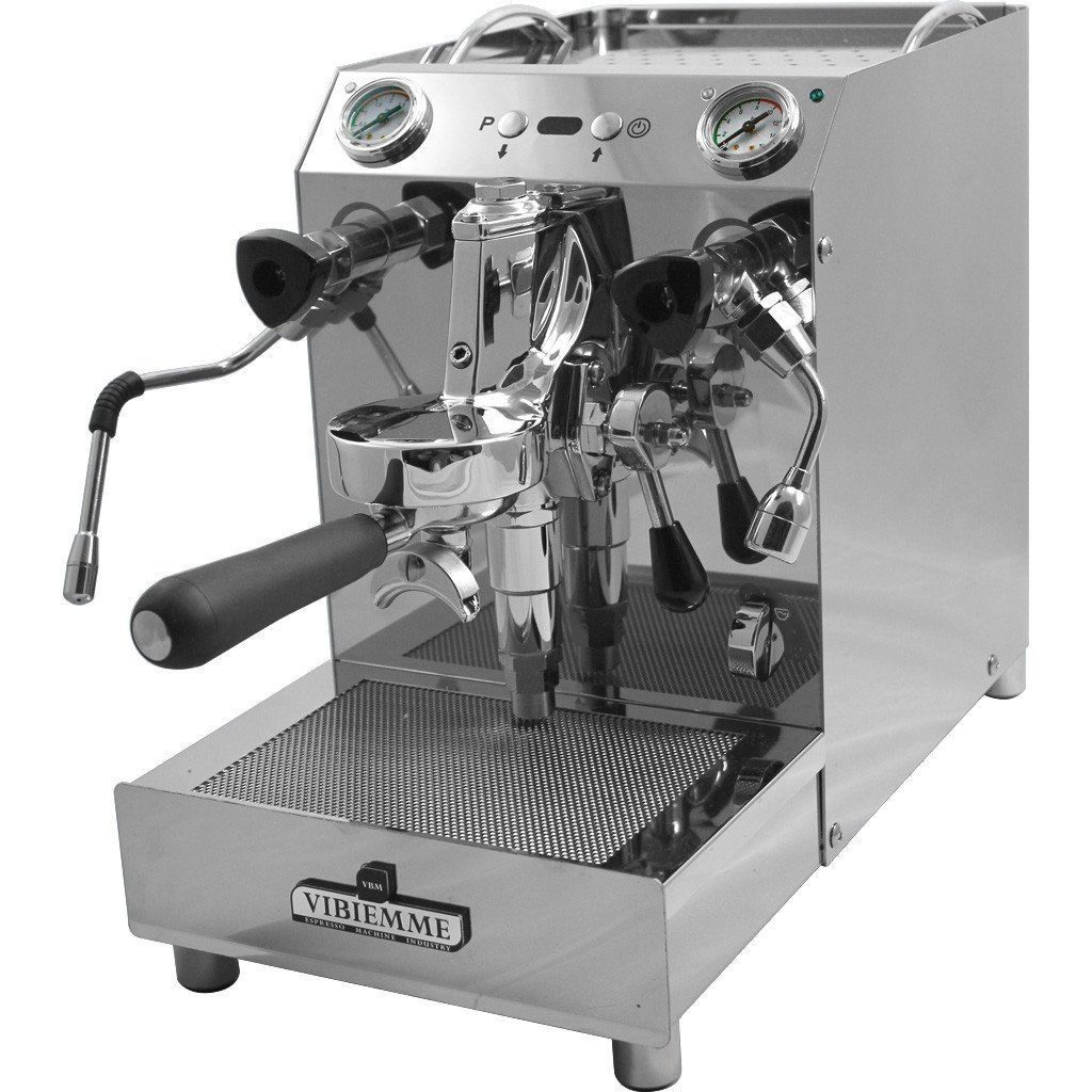 Manual Espresso Machines Best Machine Rok Presso Maker Classic Prepossessing Vibiemme Double Domobar V40 Dual Boiler