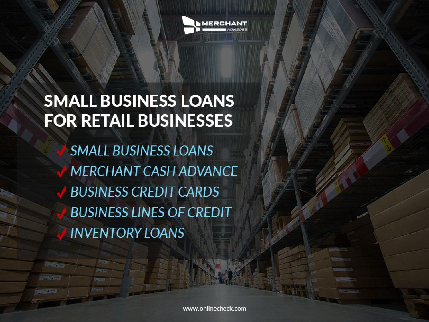 Small Business Loans For Retail Businesses Infographic Business Business Credit Cards Loans For Bad Credit
