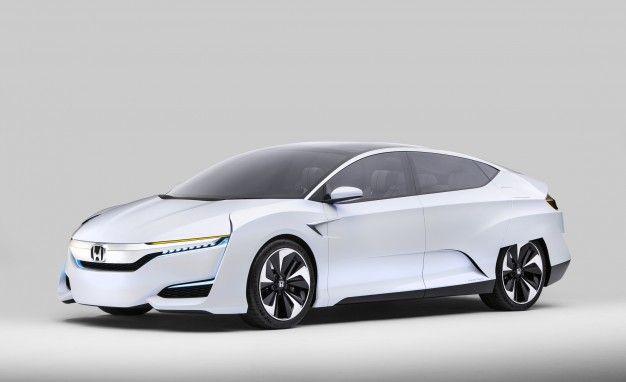 Honda Reveals Production Ready Fcv Fuel Cell Vehicle Honda
