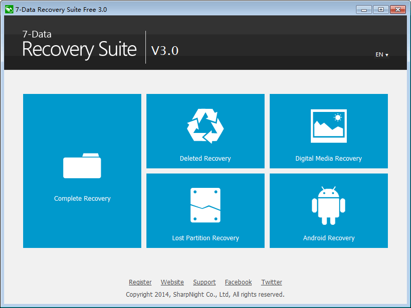 All-in-one Professional Data Recovery Software #DataRecovery #Software