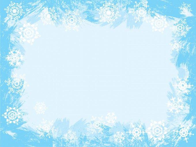 Snowflake Powerpoint Template Snowflake Powerpoint Templates