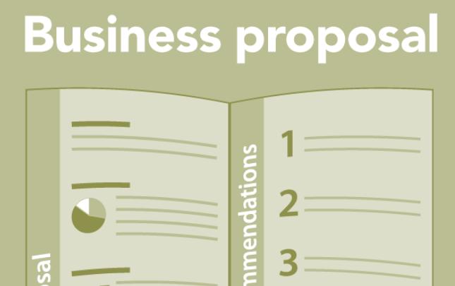 Contoh Proposal Usaha Untuk Mencari Investor Marketing Pinterest