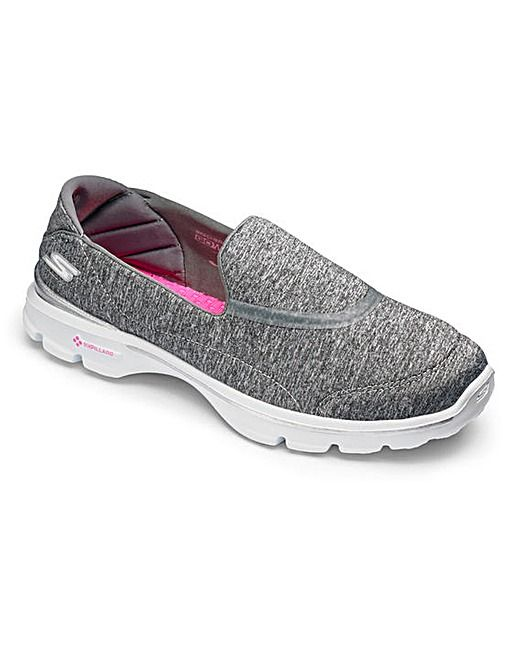 skechers wide fit trainers