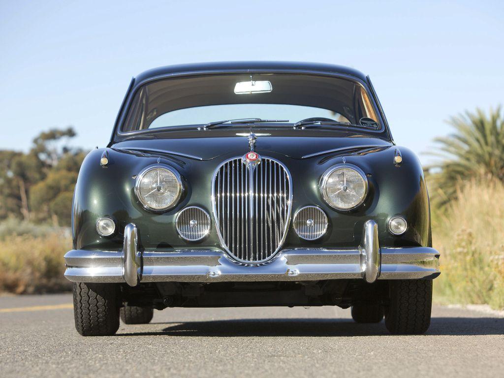 Jaguar Mark 2 '1959-67   Ягуар, Мотоцикл, Машины и мотоциклы