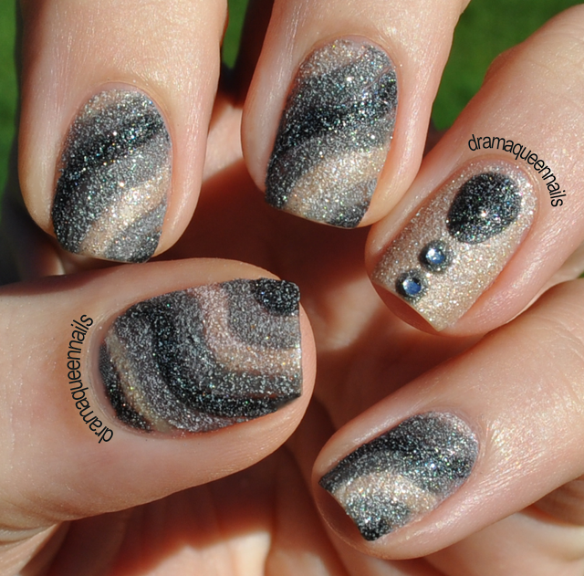 Drama Queen Nails: Make waves.....with your striping brush! | Beauty ...