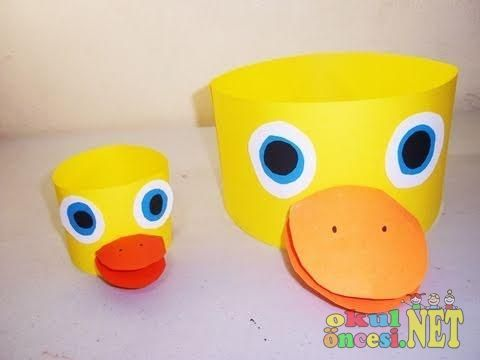 duck headband craft  055641a80bb