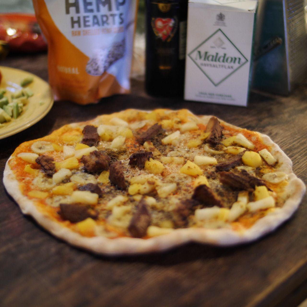 Redwood pan pizza