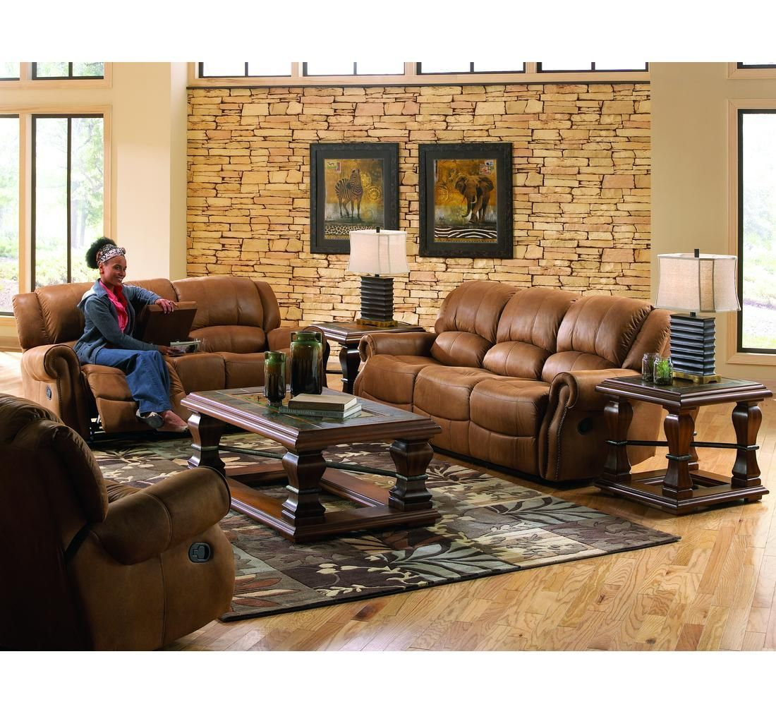 Carmelle 3 Pc Living Room Badcock More Furniture Home Home Furniture [ 1012 x 1100 Pixel ]