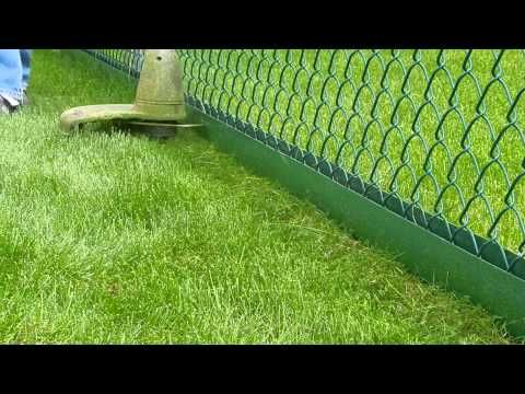 How To Protect Your Fence With Easy Trim Fence Guard Diy Craft