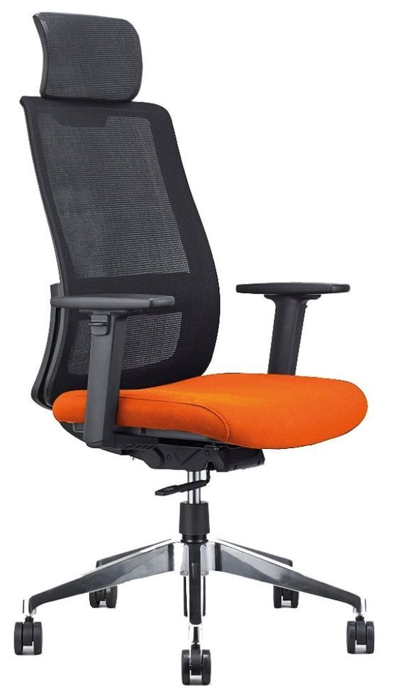 A Task Chair Is Ergonomically Engineered For Maximum Style And