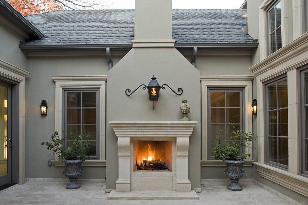 Exterior House Color Combinations Traditional Portland With