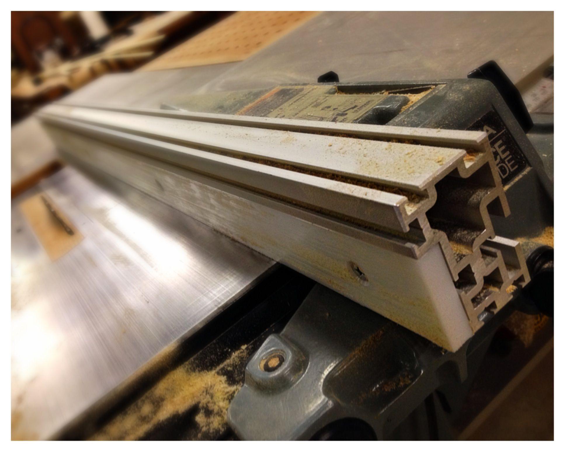Unisaw Fence Upgrade Table saw, Electronics, Fence