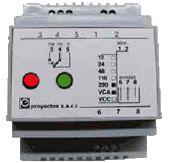 RL-1 Control Nivel conductivo - 2 niveles máx. y mín., para empleo  en tanques y cisternas, mediante uso de sondas a varillas o float switches
